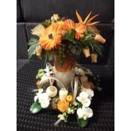 Artificial Flower Arrangement > Model 601