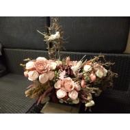 Artificial Flower Arrangement > Model 605