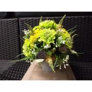 Artificial Flower Arrangement > Model 607
