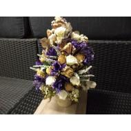 Artificial Flower Arrangement > Model 608