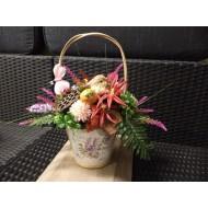 Artificial Flower Arrangement > Model 610