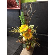Artificial Flower Arrangement > Model 611
