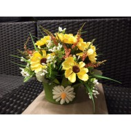 Artificial Flower Arrangement > Model 612