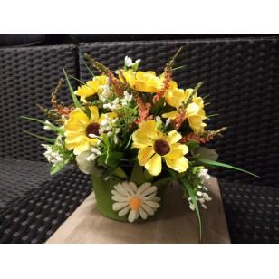 Artificial Flower Arrangement > Model 612