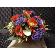 Artificial Flower Arrangement > Model 613