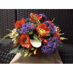 Artificial Flower Arrangement > Model 613