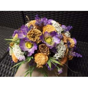Artificial Flower Arrangement > Model 614
