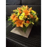 Bouquet in Yello and Orange