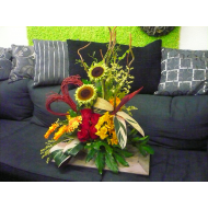 One Side Flower Arrangement