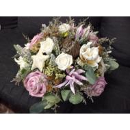 Round Flower Arrangement