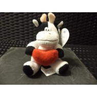Plush Toy Cow 13 cm