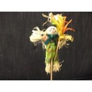 Scarecrow on a Stick 14 cm