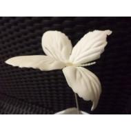 Butterfly of Foam on a Stick 8 cm